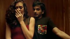 男士喷雾剂创意广告,电梯里的奇遇记