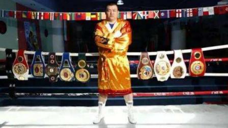 中国拳击第一人张君龙最近比赛