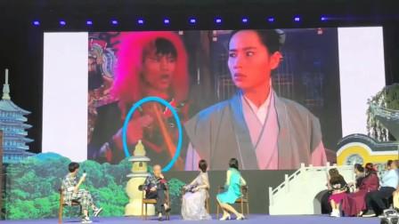 《新白娘子传奇》穿帮集锦 赵雅芝在现场好尴尬