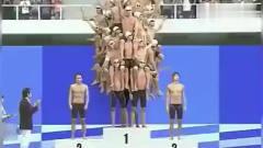 创意广告:日本跳水队广告,也就你能干出这样