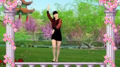 热门广场舞《别让爱情太执着》情歌对唱 舞姿俏