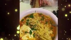 家庭幽默录像:有人会喜欢这个,晚上吃两包泡