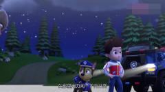 搞笑动画:狼狗狗灰灰踢飞巨石救出奥蒂斯叔叔