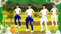 热门健身舞《激动的心颤抖的手》歌曲动感 创新