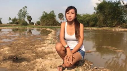 20岁越南美女,嫁给60岁的河南老大爷,生活能满