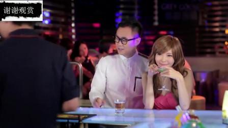 屌丝男士:大鹏酒吧里面去搭讪美女,没想到得