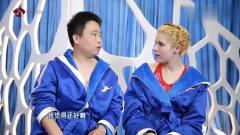 跳水比赛史上第一位美女,在赛前做搞笑的动作