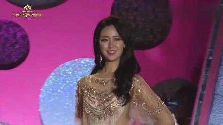 时装秀:韩国美女真是太有气质了,甜美优雅的