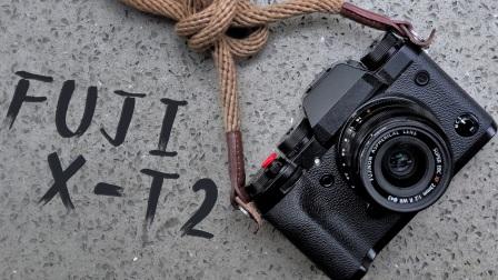 【评测】富士X-T2 + XF 23mmF2,我心中的 街拍机之皇