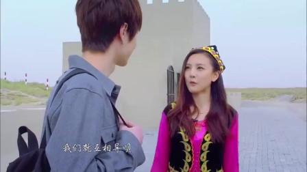 王一博被美女围绕,害羞的样子超级呆萌