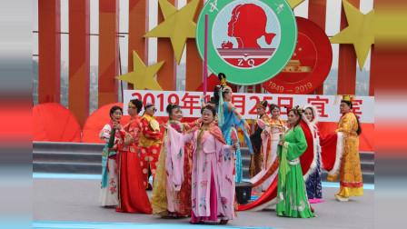 首届全国知青文艺大赛 参赛节目 钢管舞 知青书