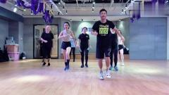 尊巴甩脂有氧健身年会热门]舞蹈教程Zum*a