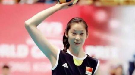 朱婷25岁生日快乐!中国女排官方视频祝贺