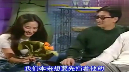 经典综艺:张家辉突然出现,一首情歌感动哭了
