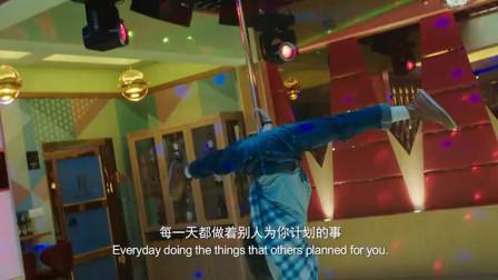尹正在线跳钢管舞,不得不说尹正这个舞姿,真