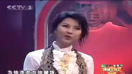 央视美女张蕾当年参加挑战主持人大赛,口才和