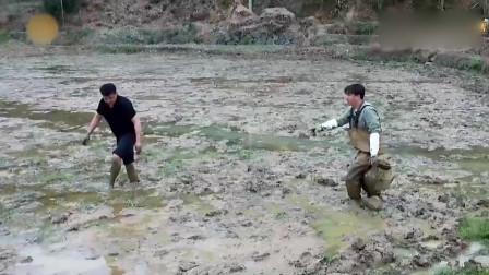 综艺片段:傻徒弟分不清黄鳝和泥鳅,气得黄磊