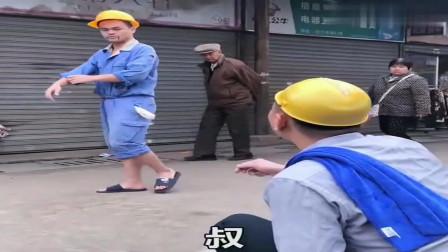 广西老表搞笑视频:可能国籍不一样,无法g通!