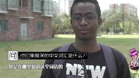 幽默观察家:街头采访外国友人对中国的印象,