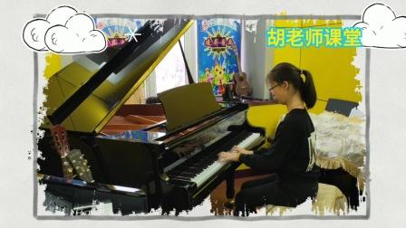 凌异音乐工作室 颜赫遥同学钢琴成品曲展示完整