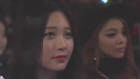 中国顶级歌手,唱懵韩国美女
