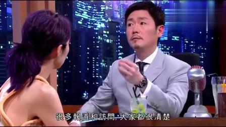 杨千嬅搞笑回应婆媳关系,在娱乐圈里比婆婆更