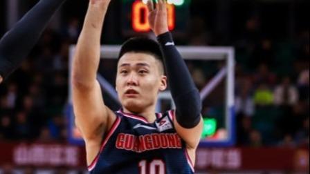 C*A-赵睿vs北京,9分6篮板5助攻末节发力助队克敌