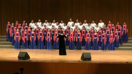 西安金梦合唱团合唱歌曲《中华之魂》选自12月