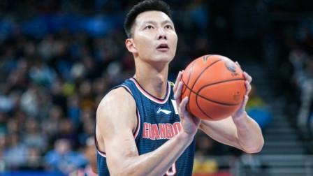 C*A-易建联vs北京,16分13篮板连续封盖彰显内线统