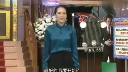 三岁学中国功夫的日本美女,舞起剑气场立刻高