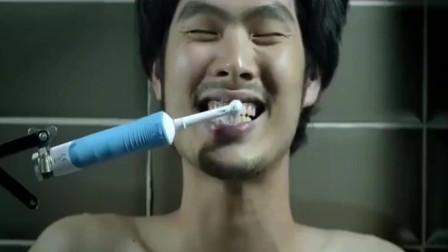 泰国创意广告:懒出境界,才让生活更便利!