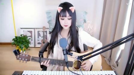 #音乐最前线#小姐姐又弹又唱, 太厉害了