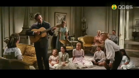 雪绒花 美国电影《音乐之声》插曲