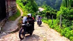 非常适合摩托旅行的地方,风景太美了