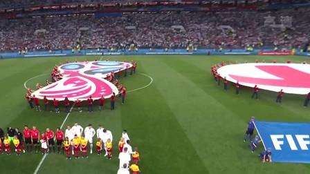 天下足球之欧洲杯恩怨故事:英格兰克罗地亚再