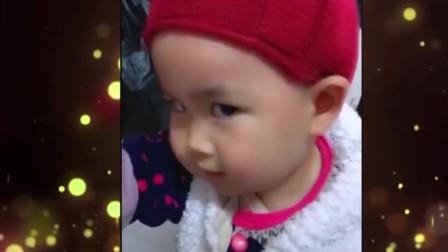 家庭幽默录像:刚出生的小孩魔性的笑声,笑得