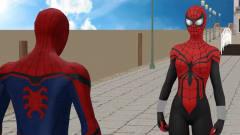 自制蜘蛛侠动画:鼓起勇气去表白,或许你爱的