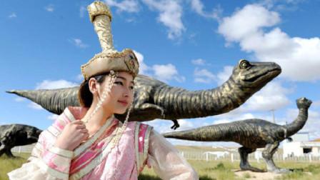 蒙古这里姑娘实在太漂亮了,美女转身的那一刻