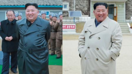 韩媒关注金正恩穿衣风格!巴宝莉范,不再模仿金日成,释放特殊信号