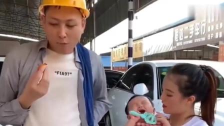 广西老表搞笑视频:小伙给别人介绍工作,看到