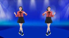 气质美女广场舞《一生有你》一首经典舞曲,跳