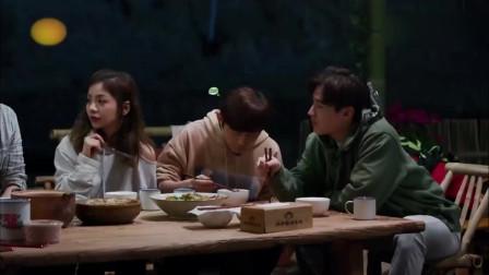 综艺片段:黄磊不愧是大厨,芋儿烧鸡、水煮肉