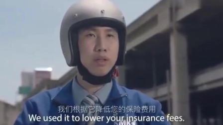 泰国车险创意广告,出镜的都是键盘侠,很真实