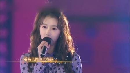 关晓彤、潘粤明献唱《北京的冬天》,人美歌甜