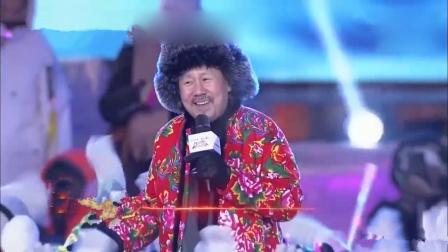 腾格尔深情演唱情歌《塞北的雪》,简直不是人