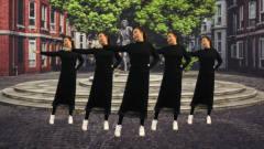 热门广场舞《前世今生的缘》 深情的歌 美美的舞