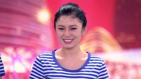出彩中国人:新疆美女表演热舞,突然转变为海