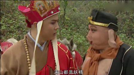 西游记续集:美女说狮驼岭有妖怪,4万多个小妖