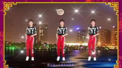 热门广场舞《是你让我的心不再流浪》舞蹈动感