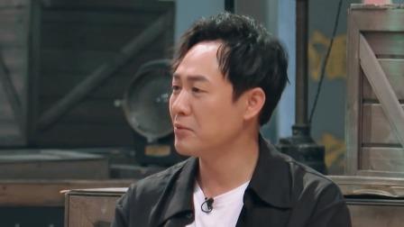 吴镇宇直言演员这个职业伤身体,张颂文自曝二